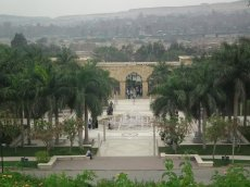 Al-Azhar Park offers a range of natural and man-made features, perfect for taking the curriculum outside.